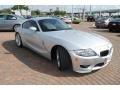 2007 Titanium Silver Metallic BMW M Coupe  photo #7