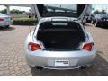 2007 Titanium Silver Metallic BMW M Coupe  photo #10
