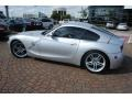 2007 Titanium Silver Metallic BMW M Coupe  photo #17