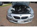 2007 Titanium Silver Metallic BMW M Coupe  photo #19