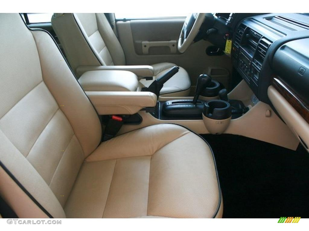 2003 Land Rover Discovery Se7 Interior Photo 38385658