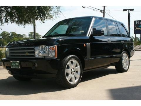 2005 Land Rover Range Rover HSE Data, Info and Specs