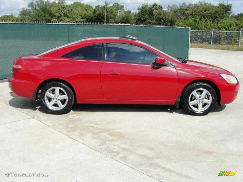 2008 Honda Accord Ex L V6 Sedan San Marino Red Pearl 2004 Honda Accord EX-L Coupe Exterior Photo ...