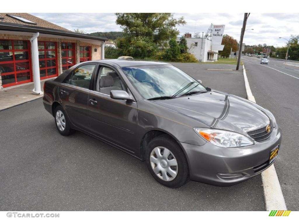 phantom gray pearl 2003 toyota camry le exterior photo. Black Bedroom Furniture Sets. Home Design Ideas