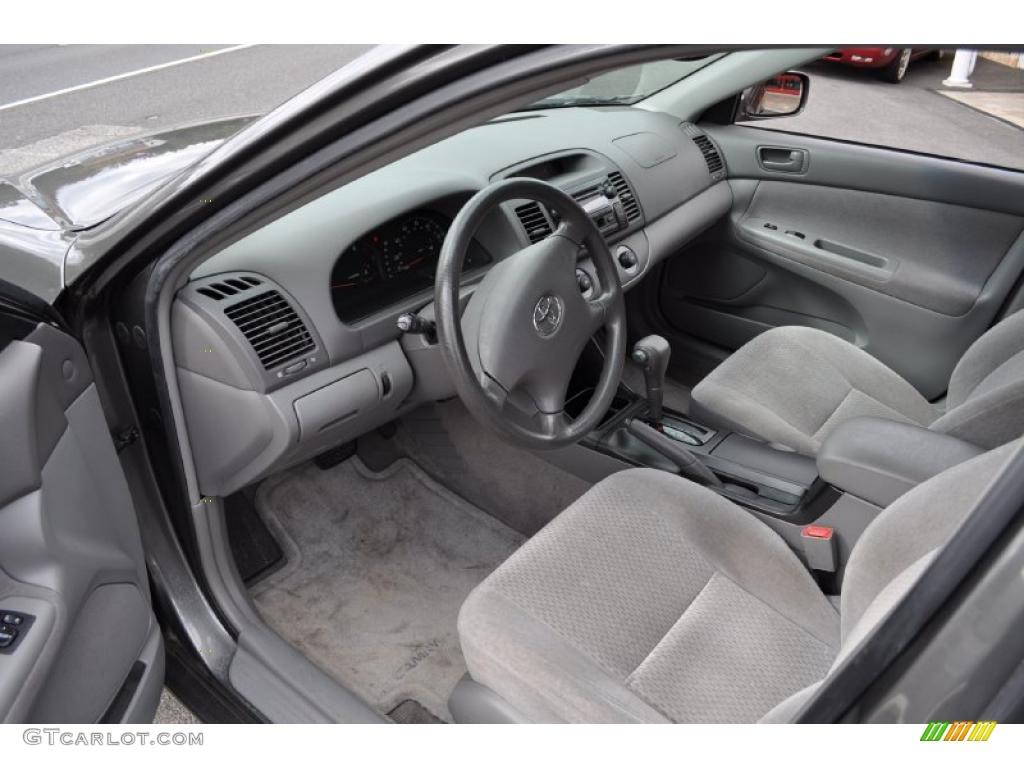 2003 Toyota Camry LE interior Photo #38389971 | GTCarLot.com