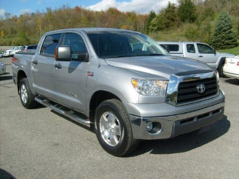 2008 Toyota Tundra TRD CrewMax 4x4 Data, Info and Specs
