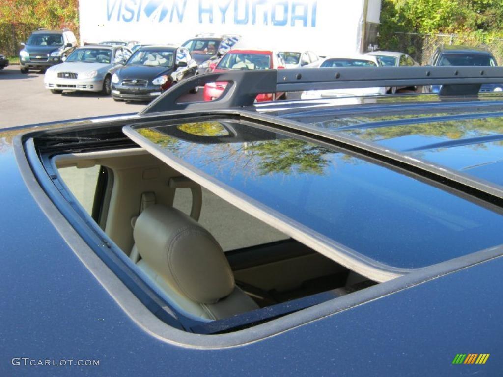 on 2005 Nissan Pathfinder Gauges