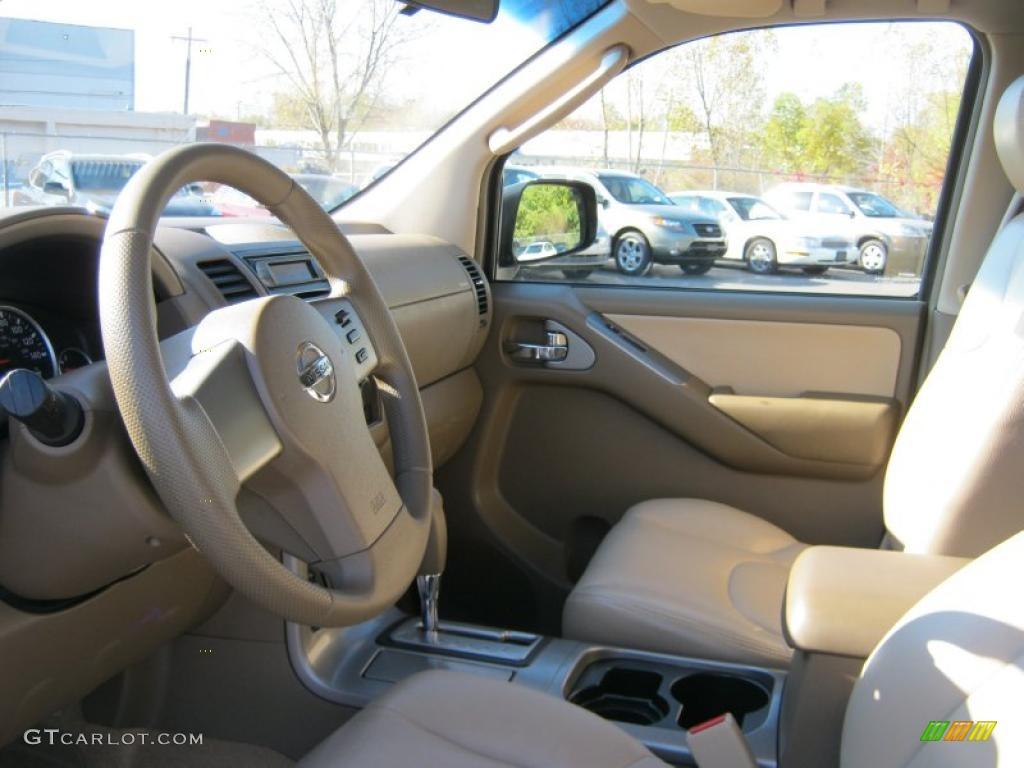 2005 Nissan Pathfinder Xe 4x4 Interior Photo 38394428