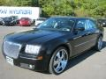 Brilliant Black Crystal Pearl 2006 Chrysler 300 Gallery