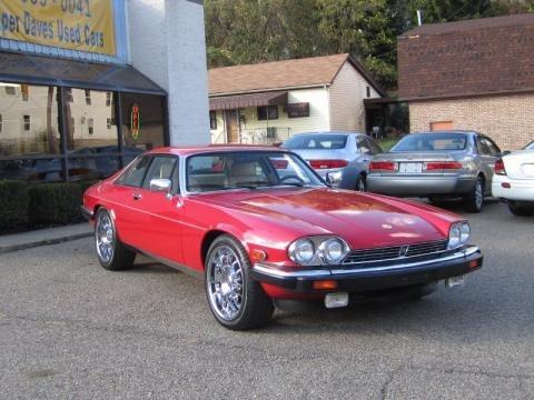 1989 Jaguar XJ XJS V12 Coupe Data Info and Specs  GTCarLotcom
