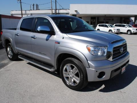 2008 Toyota Tundra Limited CrewMax Data, Info and Specs