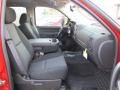 Ebony Interior Photo for 2011 Chevrolet Silverado 1500 #38403984