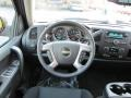 Ebony Steering Wheel Photo for 2011 Chevrolet Silverado 1500 #38404012