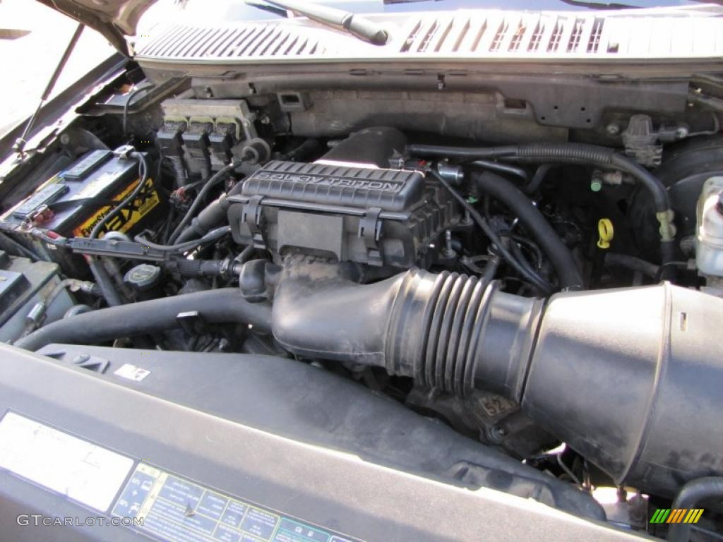 2006 Ford Expedition Xlt 5 4l Sohc 24v Vvt Triton V8 Engine Photo  38404764
