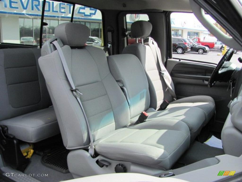 2006 Ford F350 Super Duty Xlt Supercab 4x4 Dually Interior Color Photos