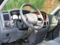 Medium Slate Gray Dashboard Photo for 2007 Dodge Ram 3500 #38407724