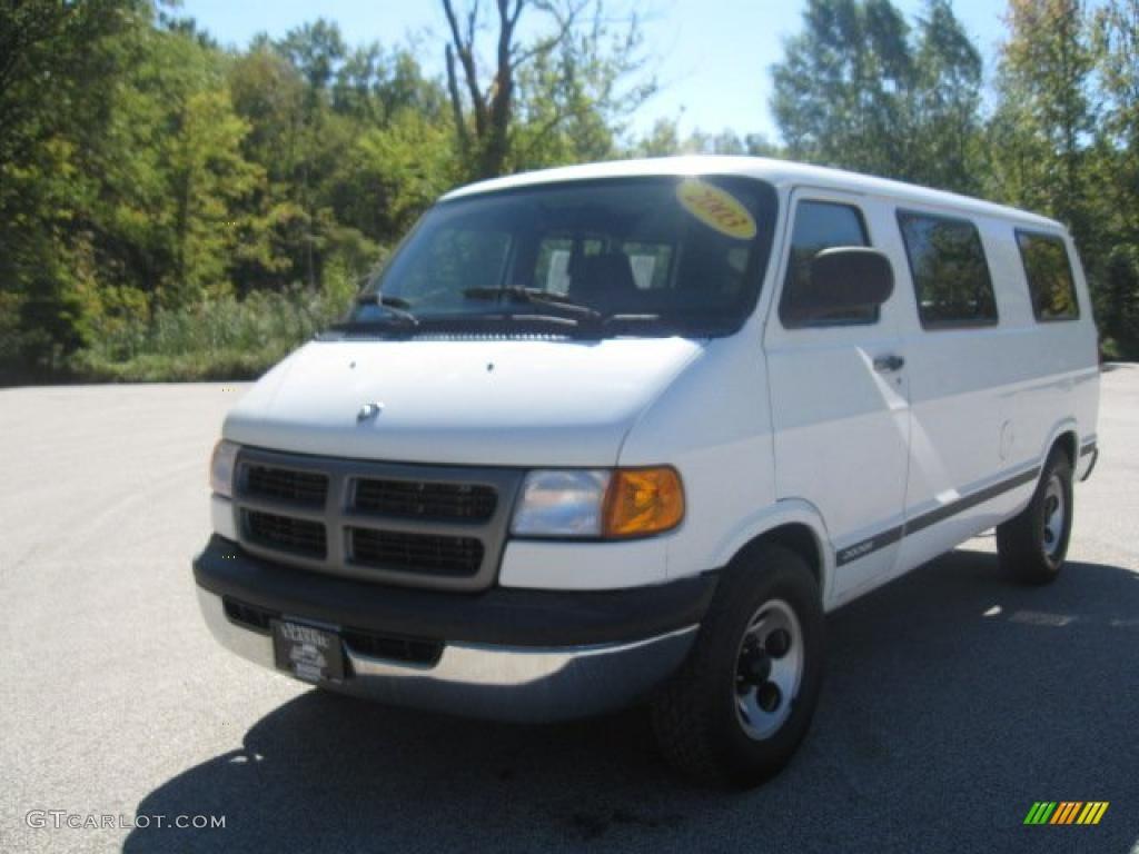 2003 bright white dodge ram van 1500 passenger 38342590 car color galleries. Black Bedroom Furniture Sets. Home Design Ideas