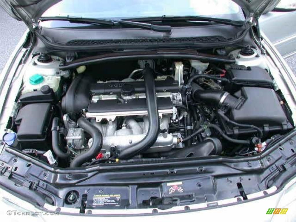 on 2004 Volvo S60 Transmission