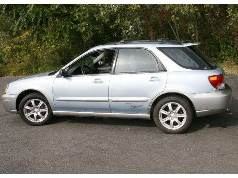 2005 Subaru Impreza Outback Sport Wagon Data, Info and Specs