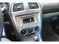 2005 Subaru Impreza Gray Tricot Interior Controls Photo