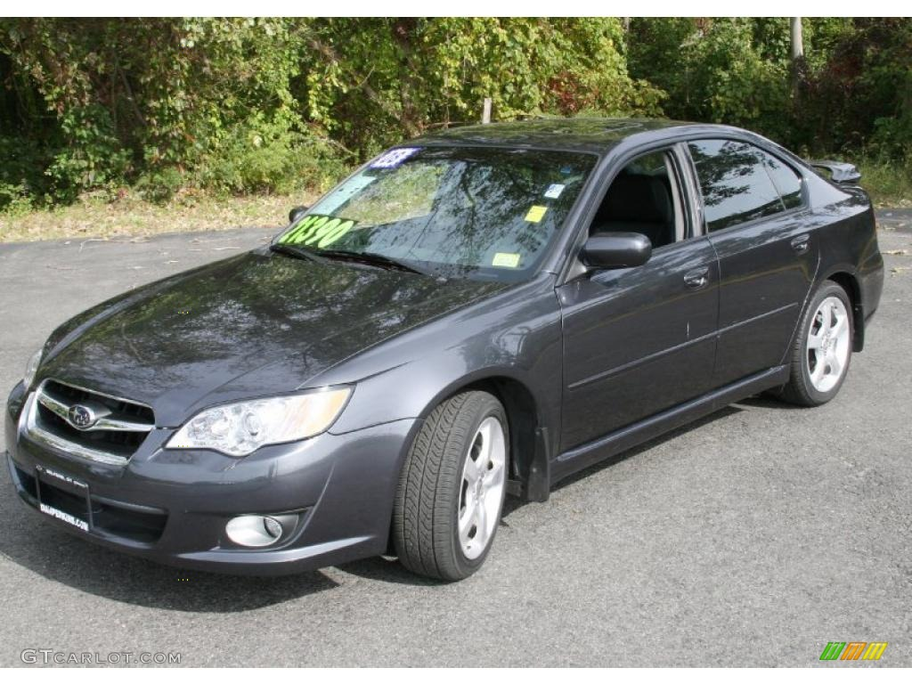 2008 diamond gray metallic subaru legacy limited. Black Bedroom Furniture Sets. Home Design Ideas