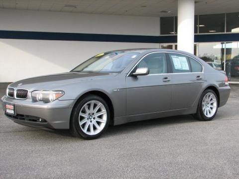 BMW Series I Sedan Data Info And Specs GTCarLotcom - 2002 bmw 745i price