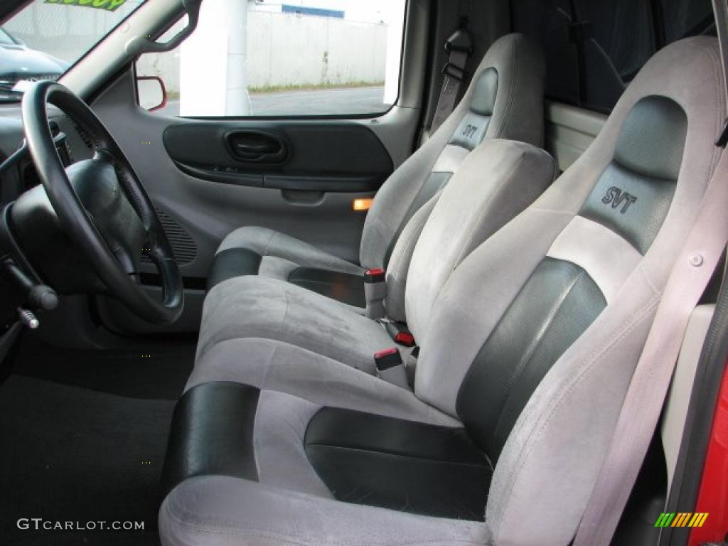 1999 Ford F150 Svt Lightning Interior Photo 38420465