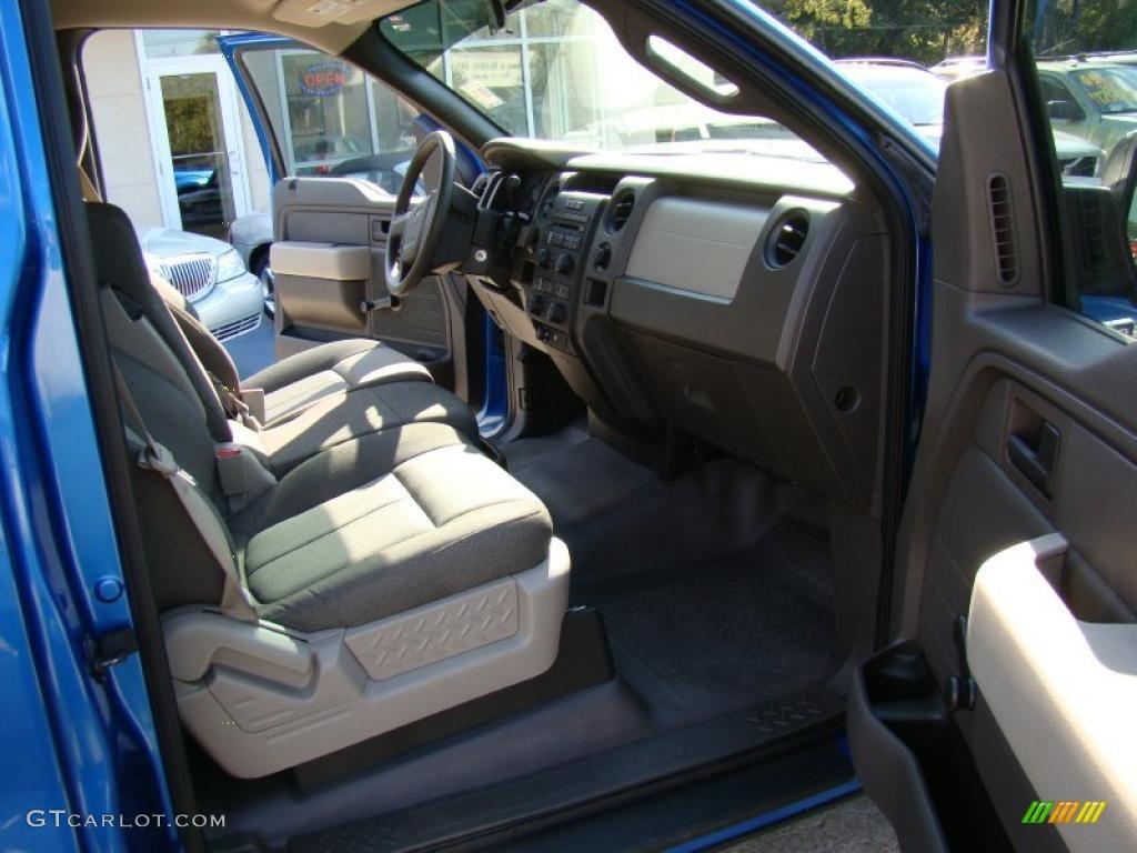 2009 blue flame metallic ford f150 xl regular cab 38413036 photo 10 car color. Black Bedroom Furniture Sets. Home Design Ideas