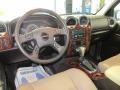2007 GMC Envoy Light Tan/Ebony Interior Prime Interior Photo