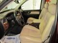 2007 GMC Envoy Light Tan/Ebony Interior Interior Photo
