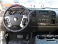 Ebony Dashboard Photo for 2011 Chevrolet Silverado 1500 #38424033