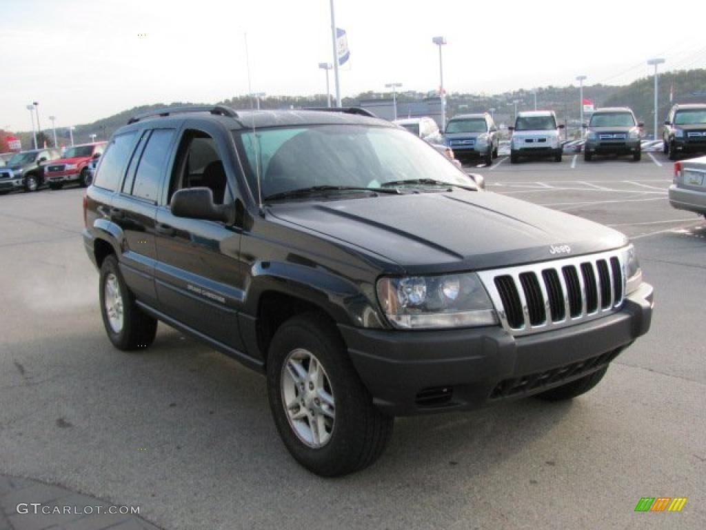 2003 brilliant black jeep grand cherokee laredo 4x4 38412817 photo 9 car. Black Bedroom Furniture Sets. Home Design Ideas