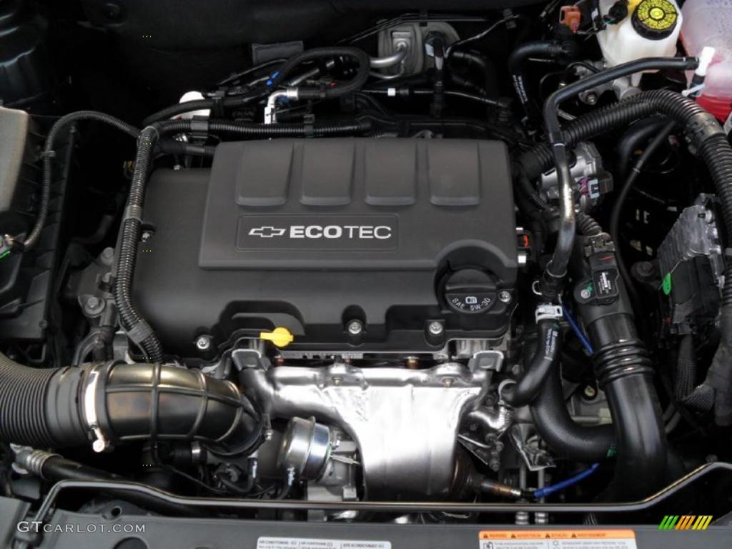 2011 chevrolet cruze ltz 1 4 liter turbocharged dohc 16 valve vvt ecotec 4 cylinder engine photo. Black Bedroom Furniture Sets. Home Design Ideas