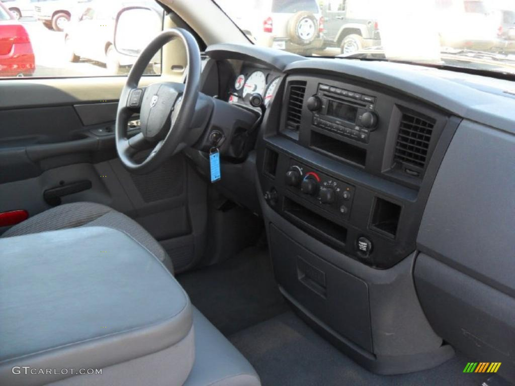 2008 dodge ram 1500 trx quad cab interior photo 38431497. Black Bedroom Furniture Sets. Home Design Ideas