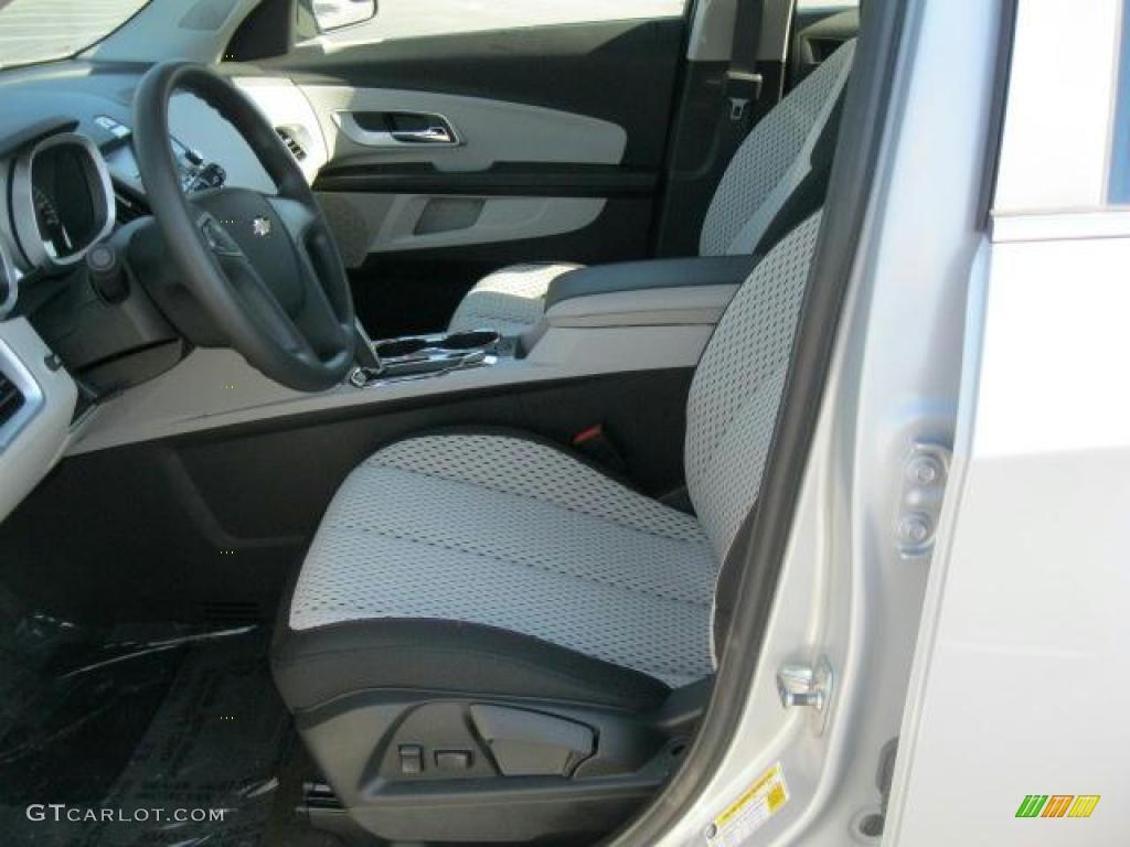 2012 Chevrolet Equinox Ls Black Color Jet Black Interior