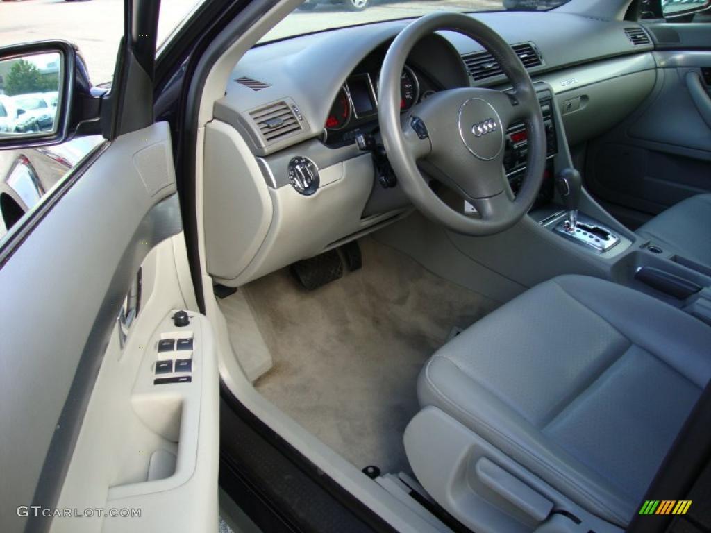 Beige Interior 2002 Audi A4 1.8T quattro Avant Photo #38432801 | GTCarLot.com