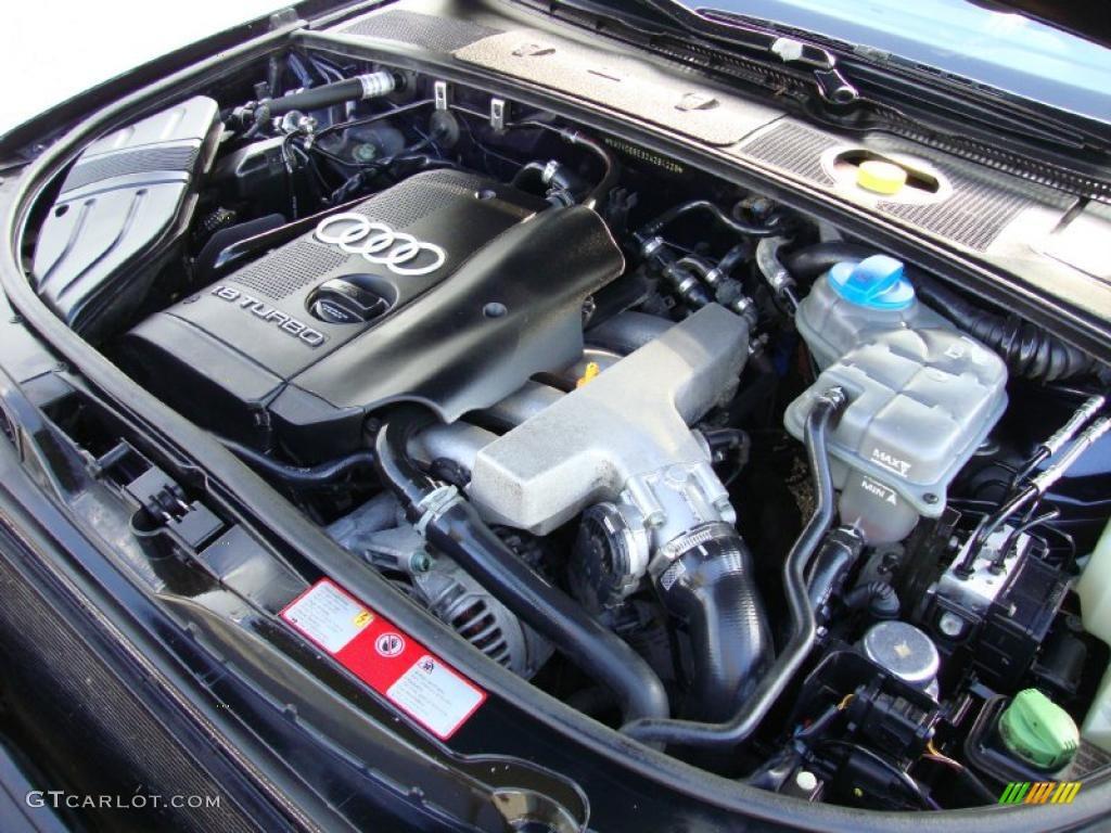 2002 Audi A4 1 8t Engine Diagram Wiring Diagrams Fuse Box Quattro Avant 8l Turbocharged Dohc 20v Vw 18 Turbo 18t Parts