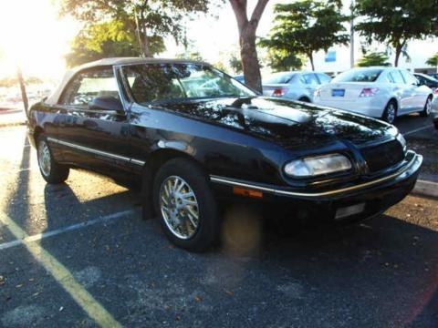 1994 Chrysler Lebaron Gtc. Chrysler LeBaron 1994 Data,