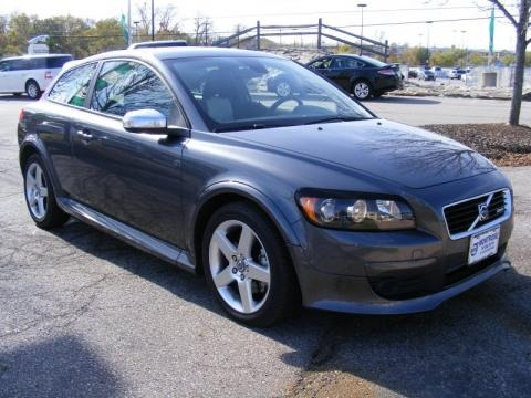2008 Volvo C30 T5 Version 2.0 R-Design Data, Info and Specs