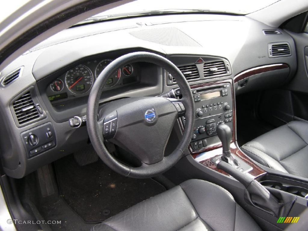 2009 Volvo S60 2.5T AWD Interior Photo #38441456