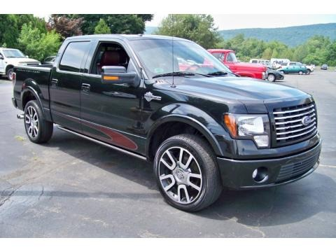 2010 ford f150 harley davidson supercrew 4x4 data info and specs. Black Bedroom Furniture Sets. Home Design Ideas