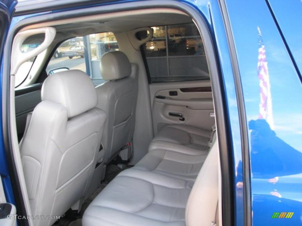 2003 Cadillac Escalade Ext Awd Interior Photo 38463437
