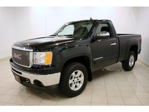 2009 Gmc Sierra 1500 Sle Regular Cab 4x4 Data Info And Specs