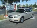 Gold Mist Metallic - Cruze LT Photo No. 1