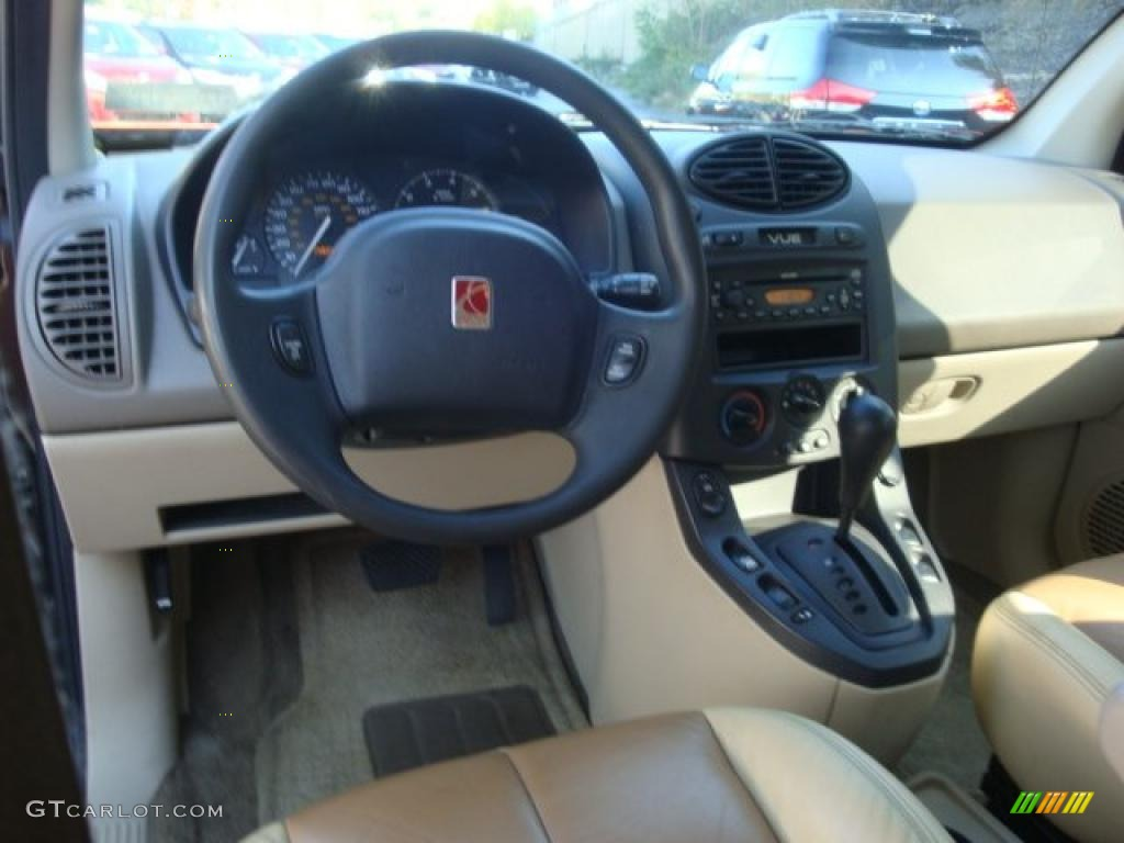 light tan interior 2002 saturn vue v6 awd photo 38468849. Black Bedroom Furniture Sets. Home Design Ideas