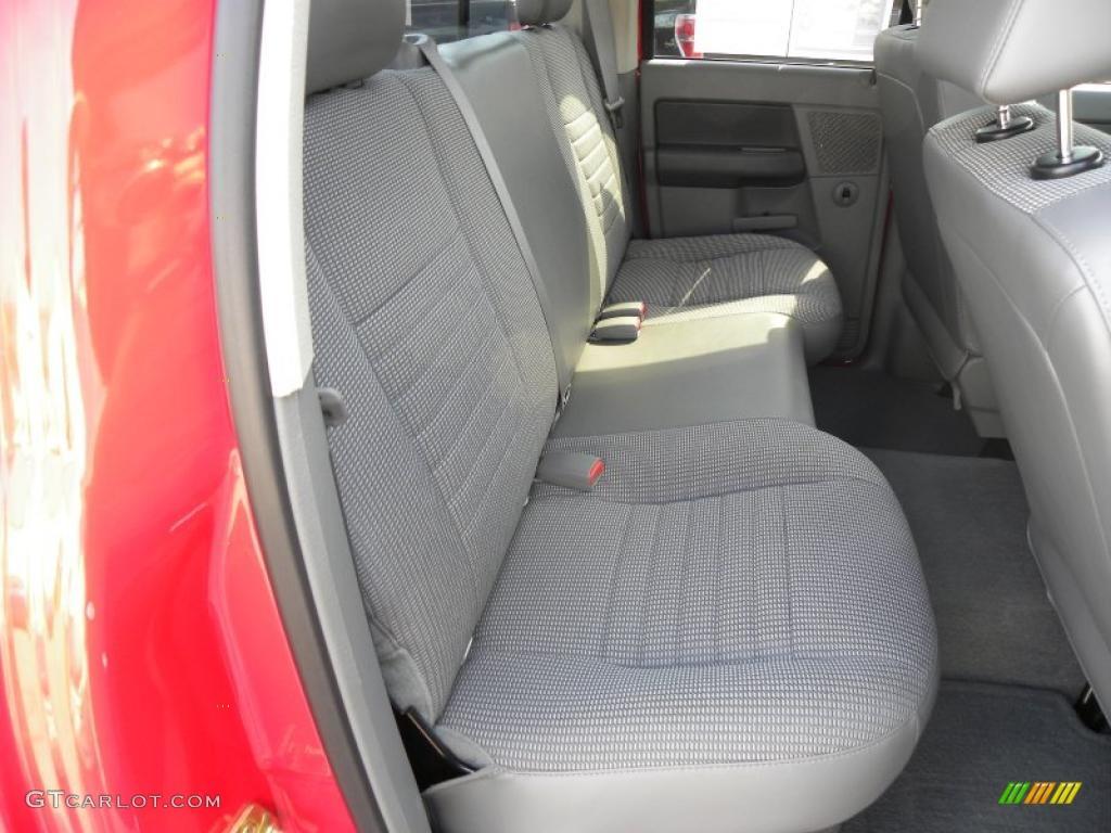 2006 Dodge Ram 1500 St Quad Cab Interior Photos