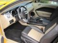 2008 Mustang Dark Charcoal/Medium Parchment Interior