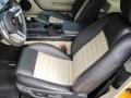 2008 Mustang GT/CS California Special Coupe Dark Charcoal/Medium Parchment Interior
