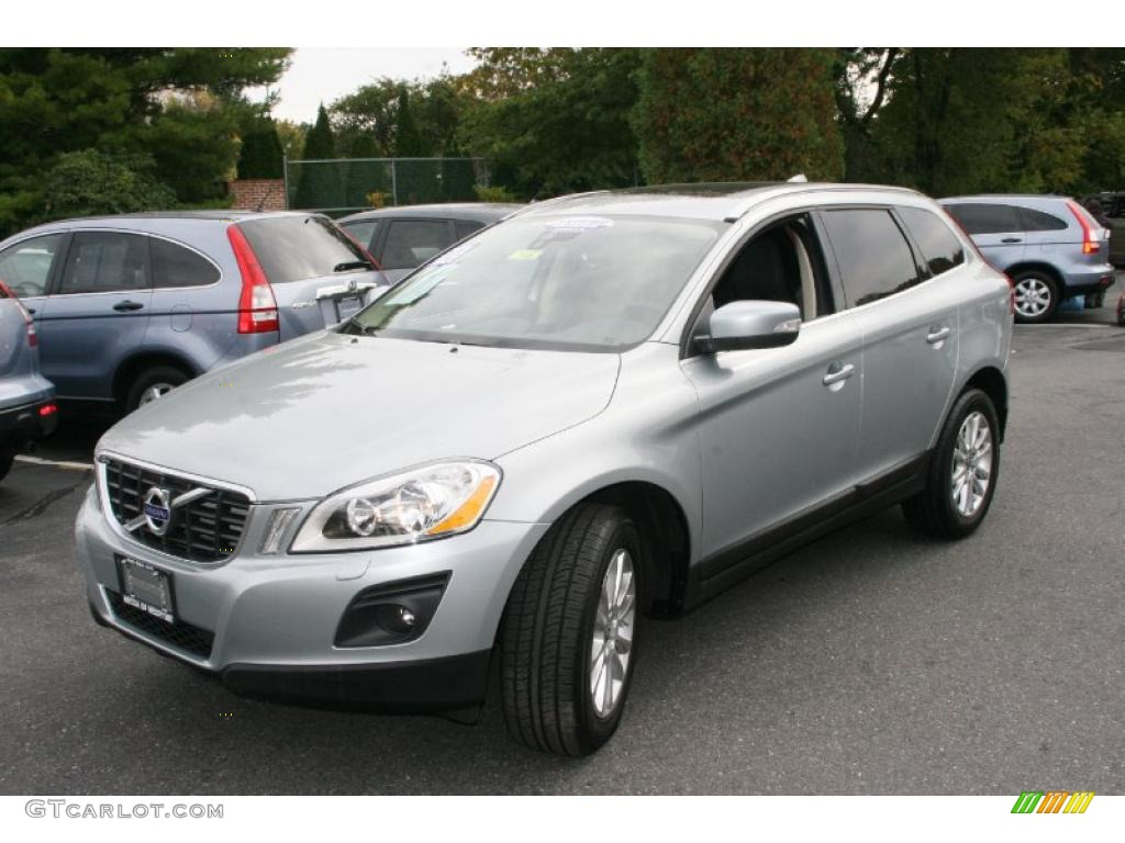 2010 silver metallic volvo xc60 t6 awd 38474523 car color galleries. Black Bedroom Furniture Sets. Home Design Ideas