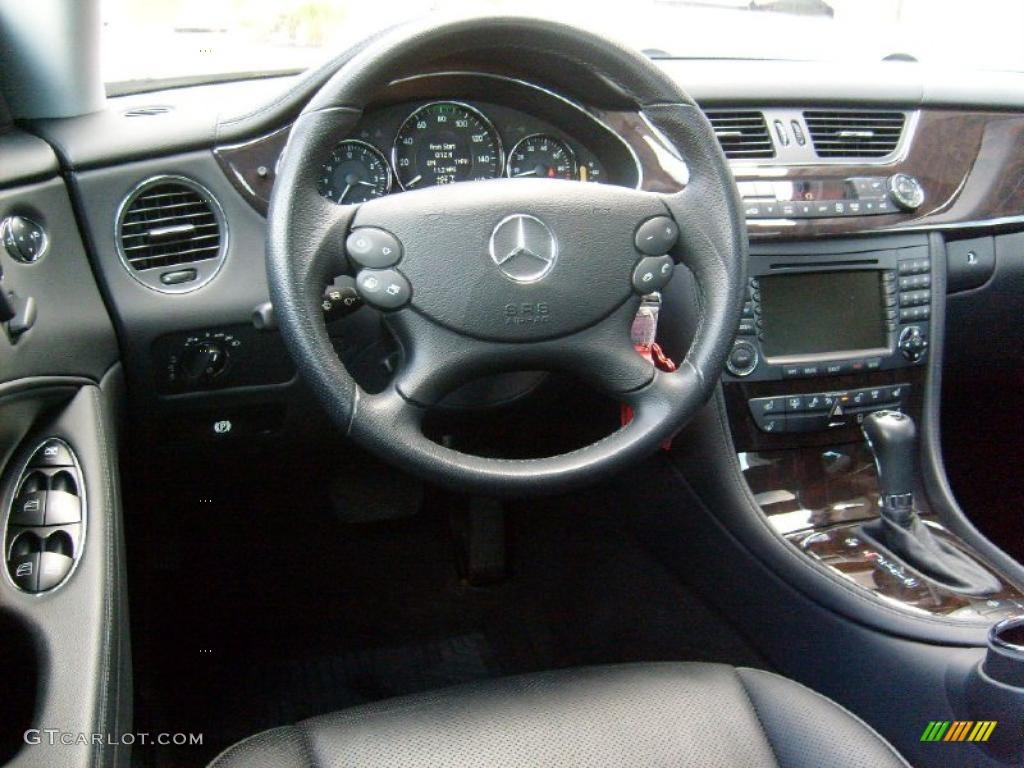 2008 mercedes benz cls 550 black dashboard photo 38490619 for Mercedes benz dashboard